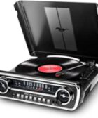 los mejores tocadiscos vintage y retro